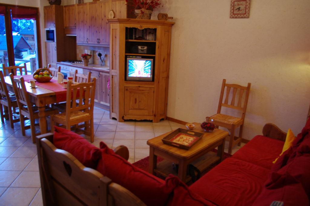 photographie de nos chambres d'hôtes en savoie