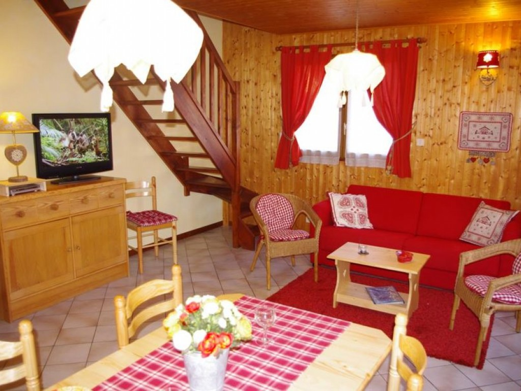 photographie - appartement confetti salon
